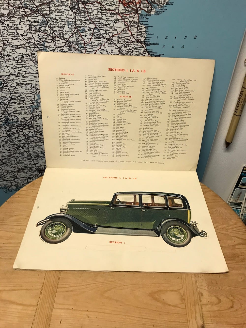 THE MODERN MOTOR CAR/ SHELL-MEX & B.P. LTD. - Vintage Motoring UK