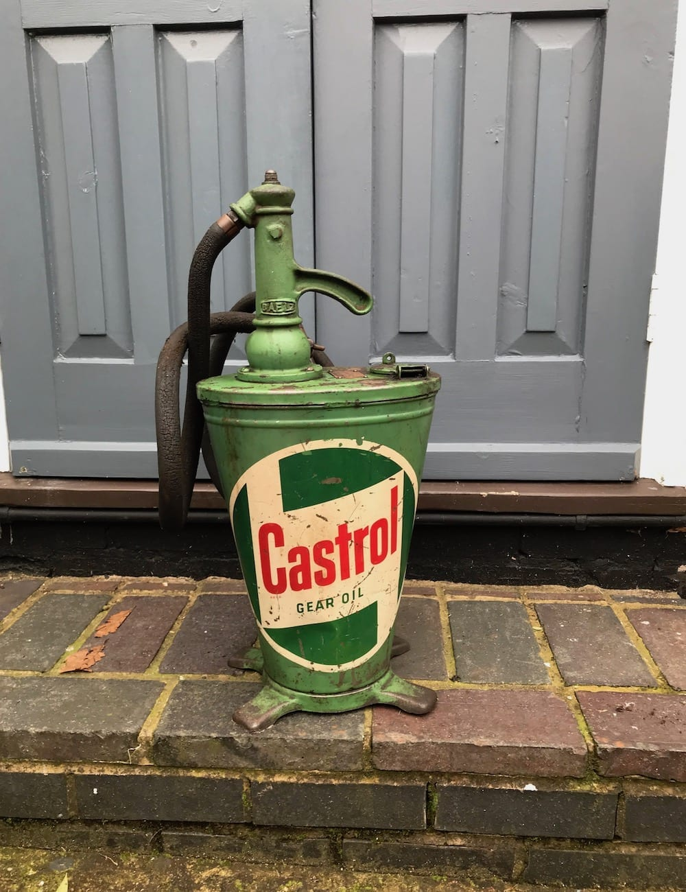 CASTROL GEAR OIL DISPENSER PUMP-HYPOY 90. - Vintage Motoring UK