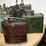 SMALL MILITARY & GUN OIL CAN COLLECTION COMING IN WITH A BANG! - Vintage Motoring UK